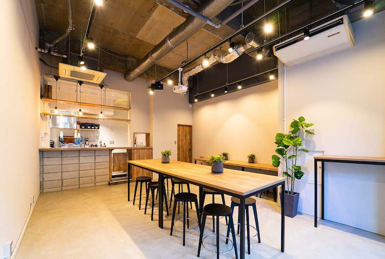 渋谷桜丘店-CAFE-