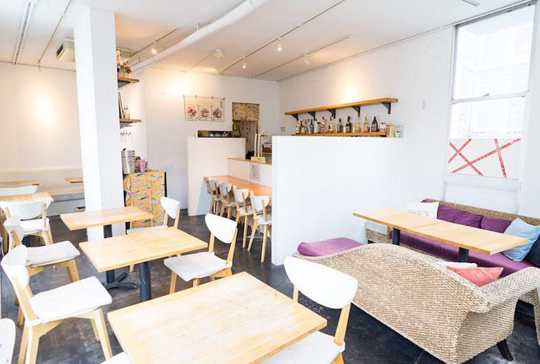 代官山CAFE店
