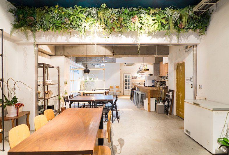 築地GALLERY&CAFE店